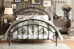 cabecero de cama vintage