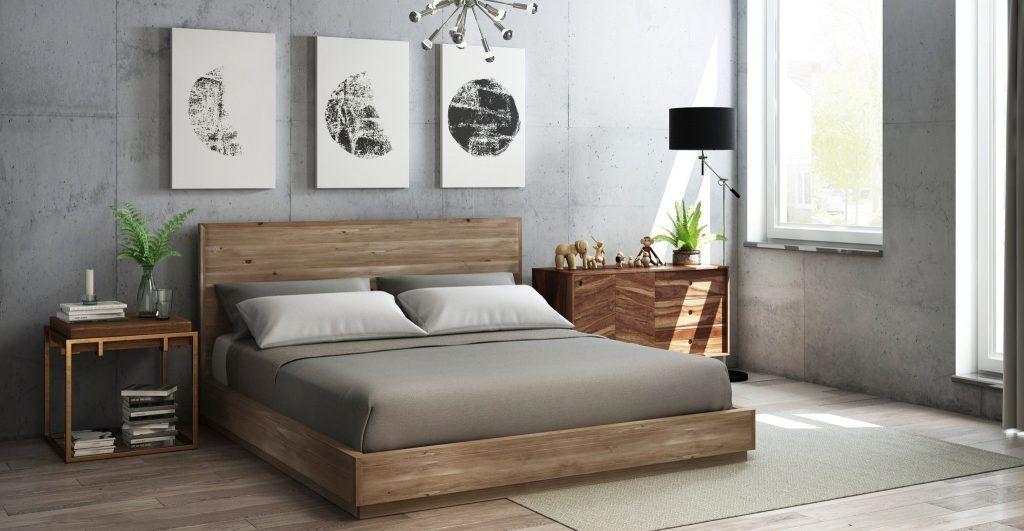 cabezal de madera, cabeceros de cama de madera,