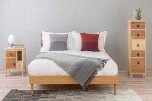 cabezal cama 150 nordico